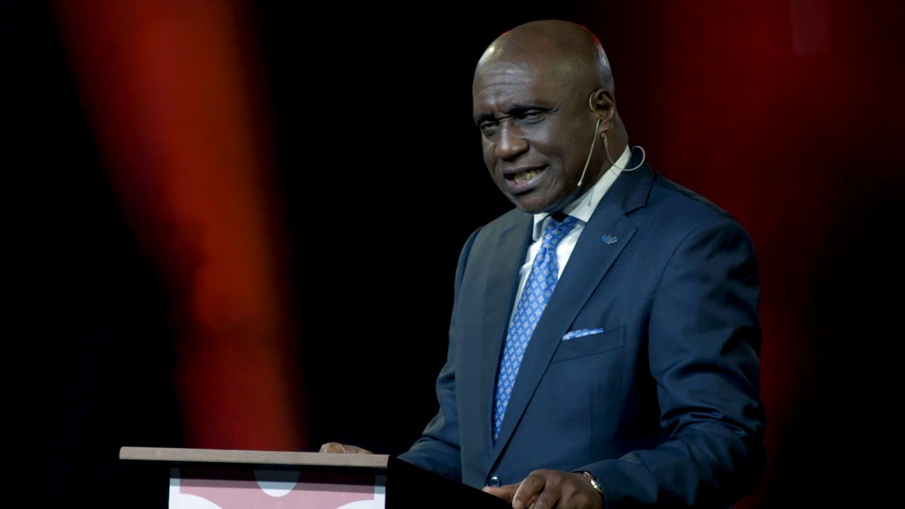 Download TRANSFORMATION LIES WITHIN YOU. | Pastor David Ibiyeomie | TEDxPortHarcourt