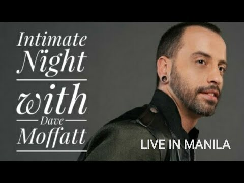 Intimate Night with Dave Moffatt (Live in Manila)