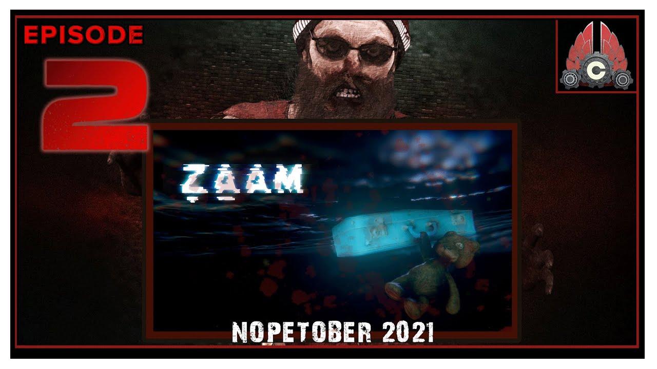 CohhCarnage Plays ZAAM - Episode 2 (Ending)