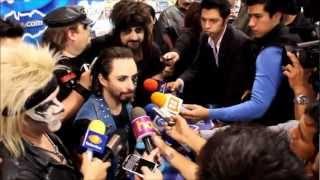 Moderatto Firma de Autógrafos Mixup Plaza Universidad (Entrevistas) | Showcase