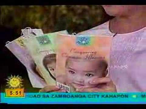 Baby Minder at Magandang Umaga Bayan
