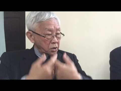"Cardinale Joseph Zen: ""Io e la Cina"""