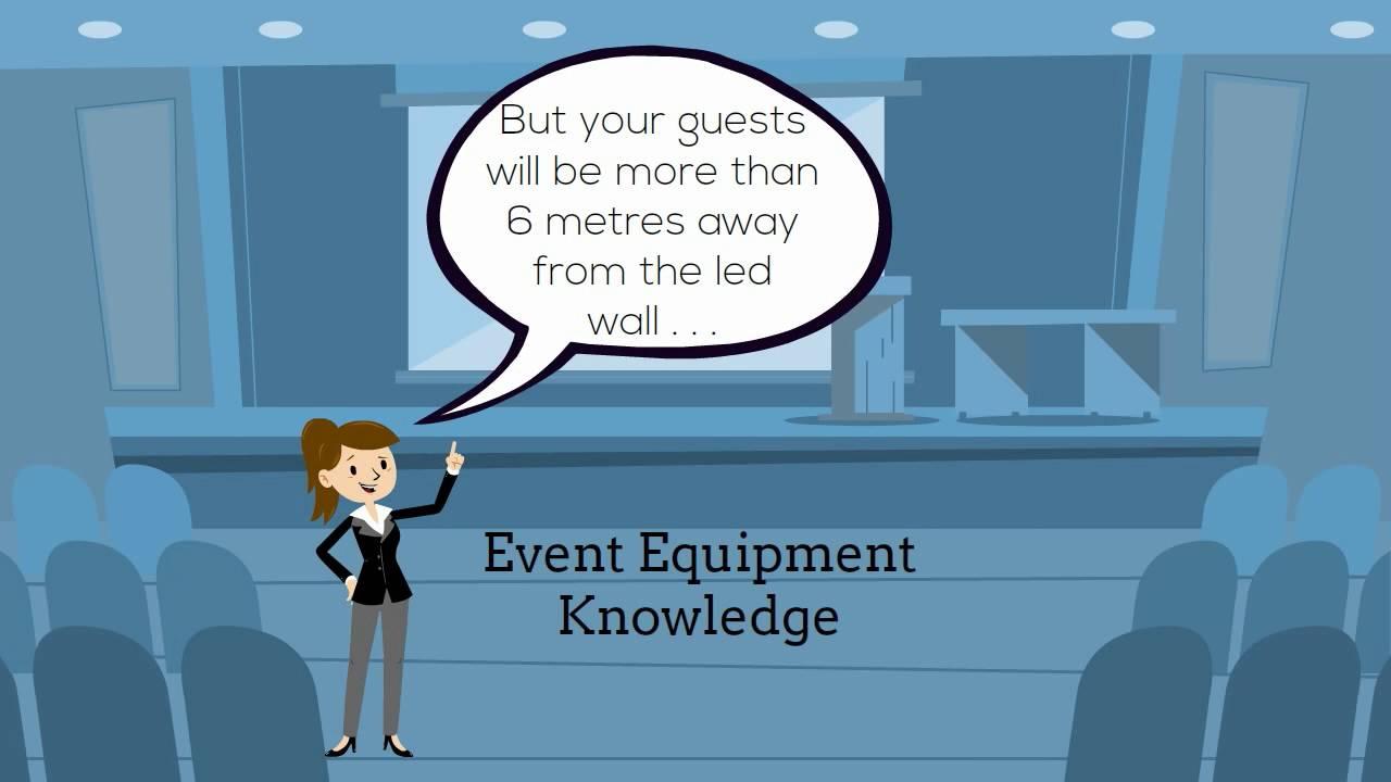 Event Audio Visual Equipment Rental - Sound, Lighting, Video   Electric  Dreamz, Singapore