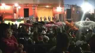 Carnaval Papalotla Tlaxcala 2013 remate parte 1