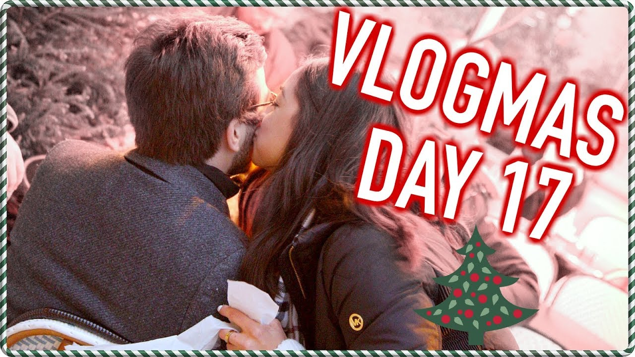 Kissing A Famous French Actor Vlogmas Day 17  Youtube