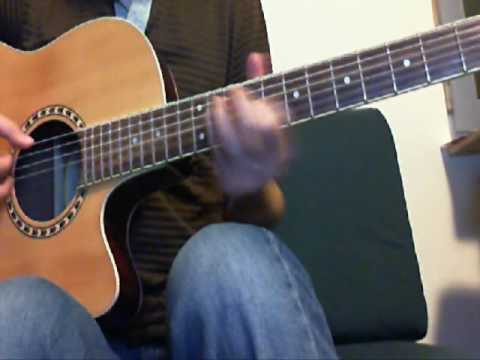 Who am I - Casting crowns guitar tutorial
