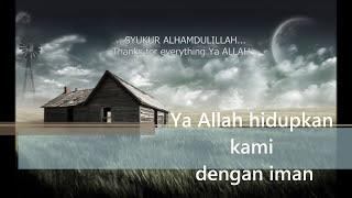 Doa Iman Unic