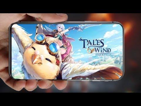 Tales Of Wind: Lançado oficialmente no Brasil!!! Começando no game!!! - Omega Play