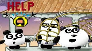 New 3 Panda Story | Kids Play and Puzzles Rescue Game With  Baby Pandas Adventure Kids Games