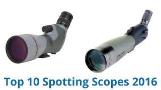 10 Best Spotting Scopes 2016