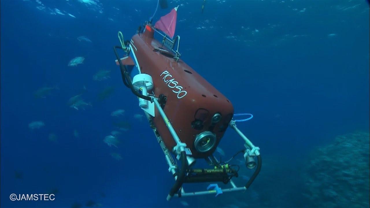 ピカソ 深海を撮る ~無人探査機PICASSO 開発の軌跡~ - YouTube