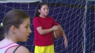 видео Секция баскетбола для детей