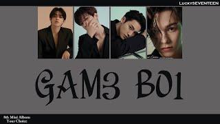 [LuckySEVENTEEN中字] SEVENTEEN - GAM3 BO1 (繁體中文/韓語雙字幕) SEVENTEEN 