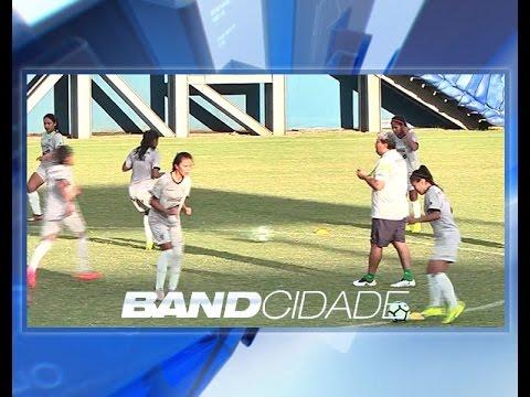 A preparação da Bolívia para o amistoso contra o Brasil na Arena