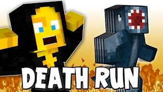 Minecraft - Death Run - Squid Vs Dubh!
