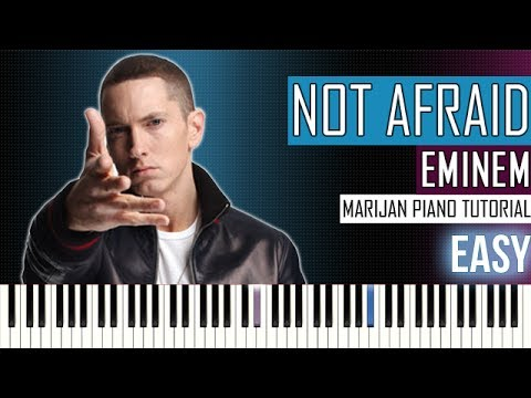 How To Play: Eminem - Not Afraid | Piano Tutorial EASY