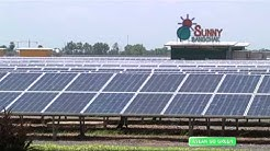 Asean Go Green - Solar power energy -- renewable energy (Thailand)