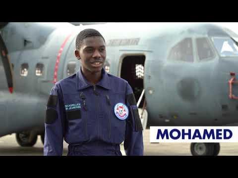 [#WebTV] Épisode 25 - Une journée avec une escadrille air jeunesse (EAJ)