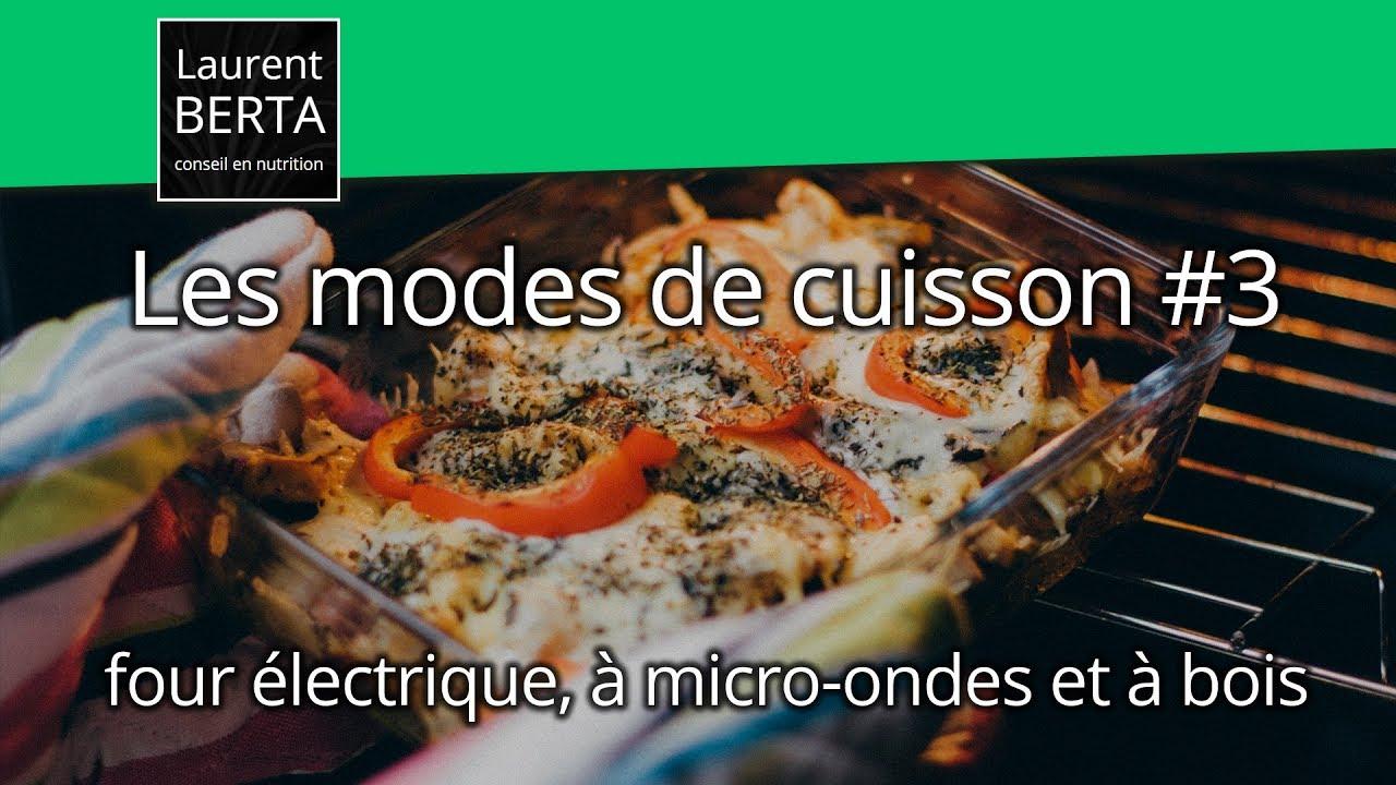 Cuisine Four Micro Onde les modes de cuisson 3 : four électrique, à micro-ondes et à bois