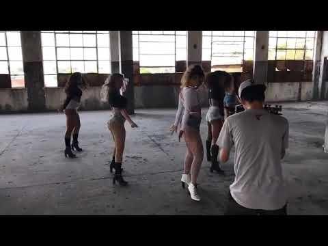 Gabily - Entra Na Dança | Bastidores da gravação