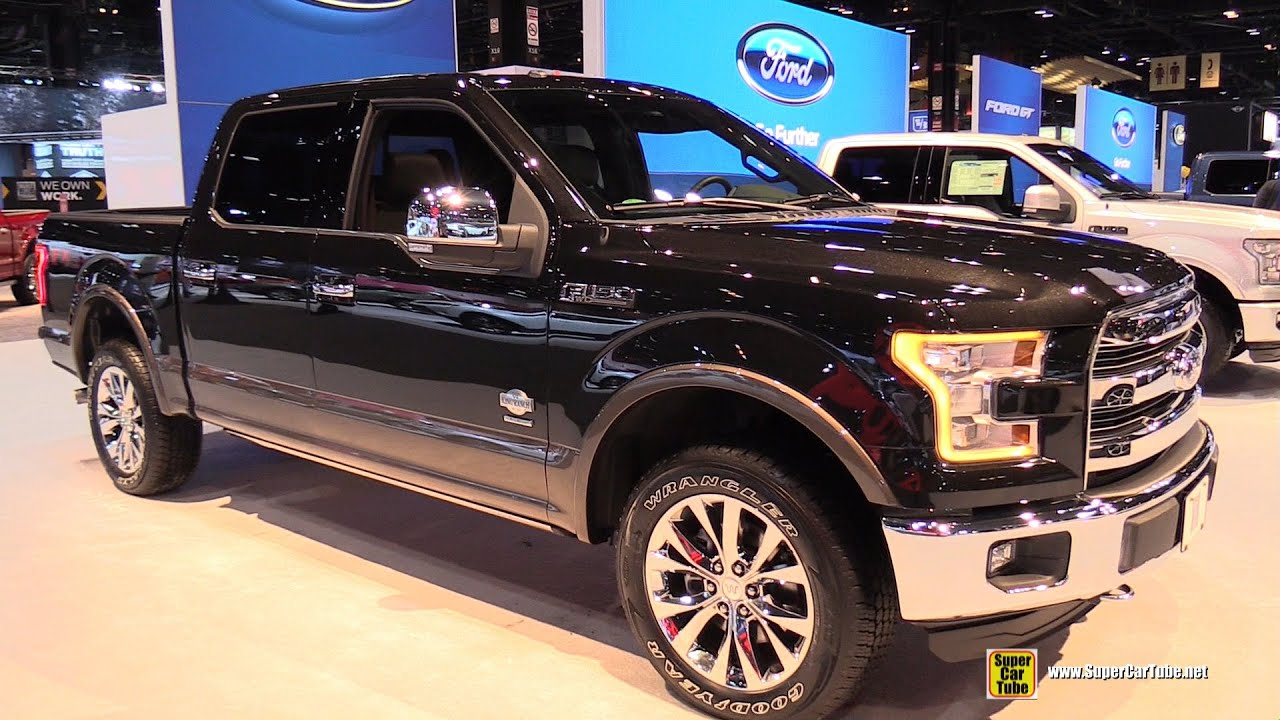 2015 Ford F 150 King Range Fx4 Off Road - Exterior and ...