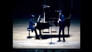 Darius Milhaud - Scaramouche for Clarinet and Piano