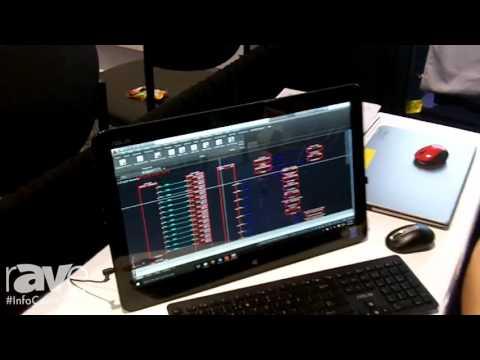 InfoComm 2016: VidCAD Explains VidCAD Software