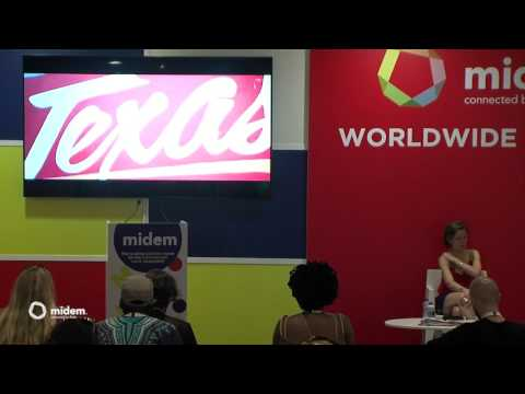 New Tools for Music Export & Policy Making  - UK - Midem 2017