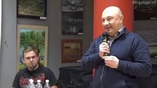 """Wykład Tadeusza Płużańskiego """"Zdrajcą nie byłem i nie będę"""""""