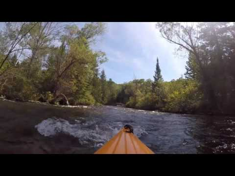 Sturgeon River Wolverine to Indian River Stretch