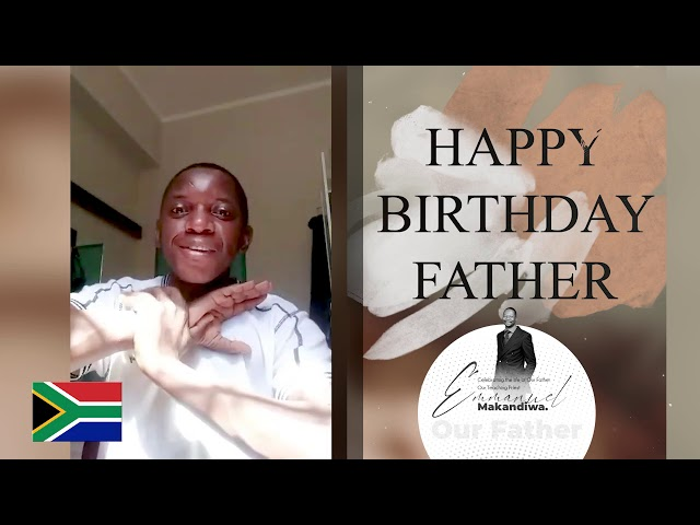 BIRTHDAY MESSAGE 5