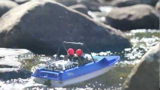 NQD Tear Into - Brushless RC Jet Boat