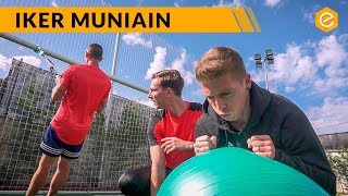 UN DÍA EN LA VIDA DE IKER MUNIAIN · ATHLETIC CLUB