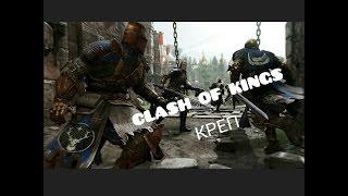 Clash of kings секреты ( Как правильно крепить?!! )