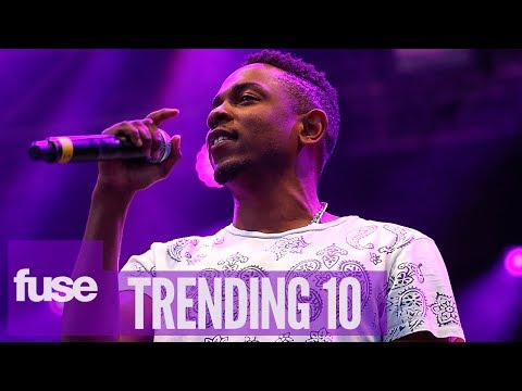Did Kendrick Lamar Beat Chocolate Drop's Cypher at BET Hip Hop Awards 2013 - Trending 10 (10/16/13)