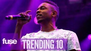 did kendrick lamar beat chocolate drop s cypher at bet hip hop awards 2013 trending 10 10 16 13