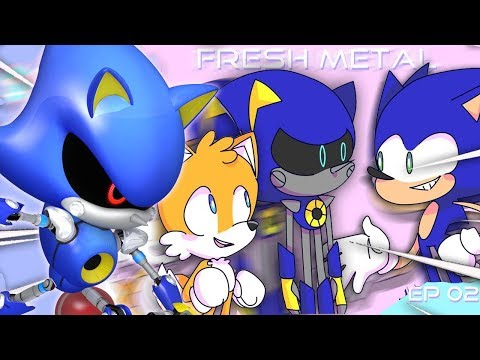 Metal Sonic Reacts to Fresh Metal - Sonic Revved Up!! Ep. 2 (Animation)
