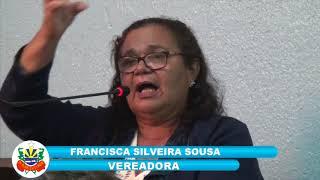 Francisca Silveira pronunciamento 11 05 2018
