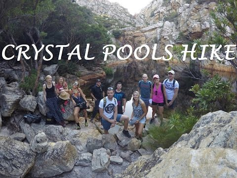 Crystal pools hike 2017 hd youtube - Crystal pools waterfall ...