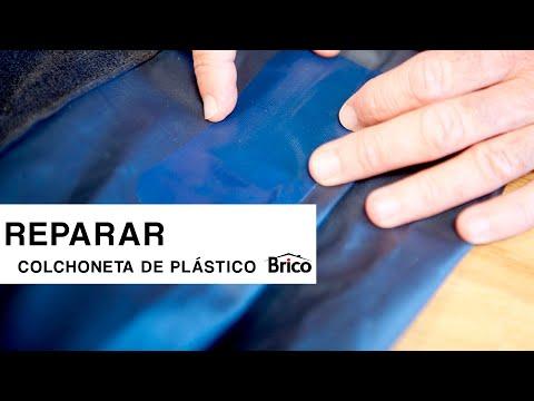 Reparar Colchoneta De Plástico - Bricomania