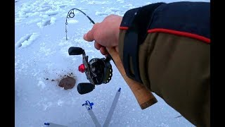ВОТ ЭТО КЛЮНУЛА Я НЕ ОЖИДАЛ зимняя рыбалка 2020 на щуку