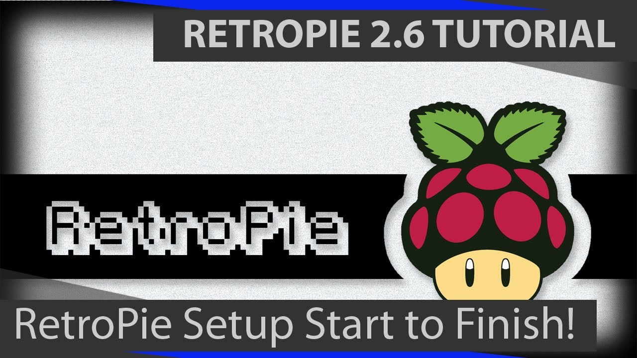 RetroPie Tutorial - A beginners Guide to Setting up RetroPie on the ...