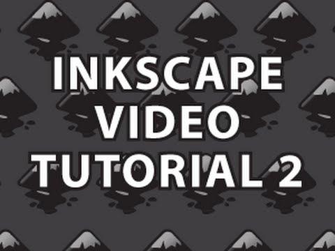 Inkscape Video Tutorial 2