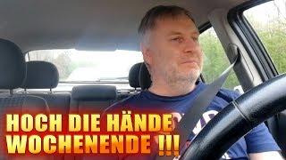 Hoch die Hände - WOCHENENDE | Vlog Deutsch thumbnail