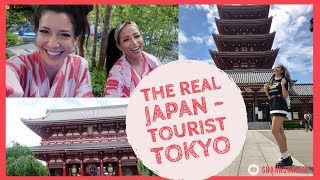 The Real Japan  - Tourist Tokyo
