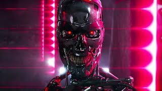 Attack On Skynet Base \ T800 Arrival | Terminator Genisys