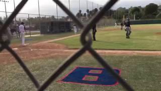 James Kobylt, 2019 University of Washington Commit, TALK Baseball, Spring 2018 Highlights