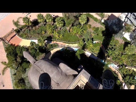 Erawan - Cinecittà World (HD POV)