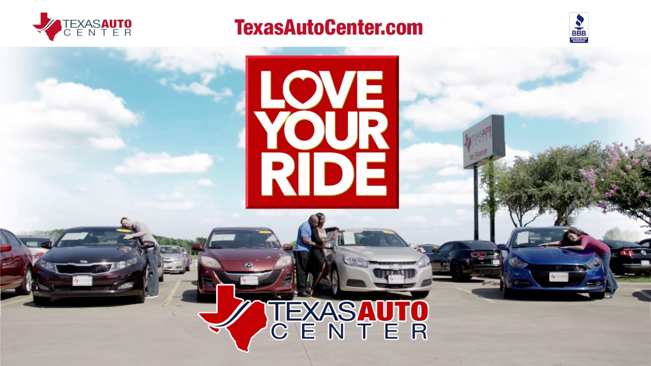Texas Auto Center >> Love Your Ride At Texas Auto Center