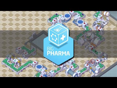 Big Pharma - Igen, ez egy játék, ahol gyógyszert gyártunk.